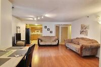 Fully Furnished 2-Bedroom Condo with Excellent Downtown Location