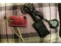 Fujifilm Pink Slide Camera Z20FD
