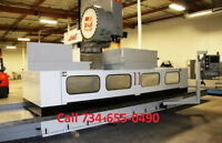 CNC 2005 Haas VS3 Machining Center 150 Inch Travel - Under power