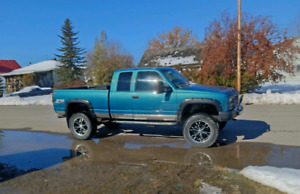 1998 GMC Sierra lifted 5.3 LS engine NEED GONE