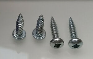 "Screws, pan wood tapping Robertson #2, 8 x ¾"" NEW 4,500 $120"