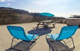 Holiday home for sale at Black Rock, Millendreath, near Looe, Cornwall.
