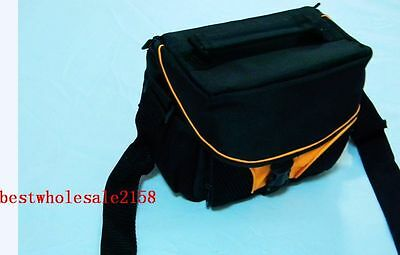 Shoulder Camcorder case bag for Sony FDR- AX53 / AX33 with battery...