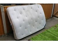 Bed mattress small double 120x190 cm