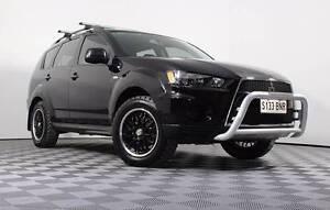 2012 Mitsubishi Outlander Wagon Wayville Unley Area Preview