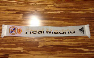 Real Madrid Scarf - BRAND NEW!