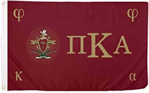 Pi Kappa Alpha PIKE Fraternity Flag-New!