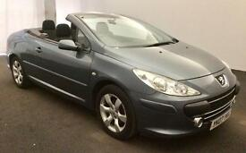 PEUGEOT 307CC 2.0S CONVERTIBLE> NEW WATERPUMP/TIMING BELT..LONG MOT..DRIVES GOOD