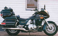 wanted kawasaki voyager xiiparts bike