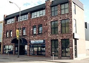 Office Space in Accessible Building in Downtown Sault Ste. Marie