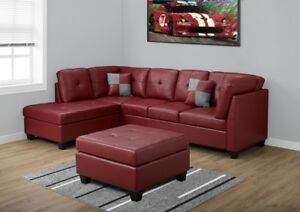 Brand New-super comforable Sectional sofa From$489 up--ONSALE