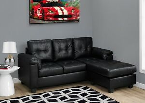 SOFA SECTIONNEL 3 PLACES - STOCK LIMITE