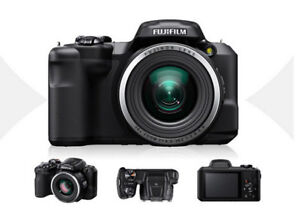 Fujifilm FinePix S8600 16 MP Digital Camera with 3.0-Inch LCD