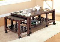 coffe tables - sets - from 99$ to 299$