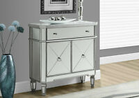 MIRRORED FURNITURE CHEST CONSOLE SOFA TABLE