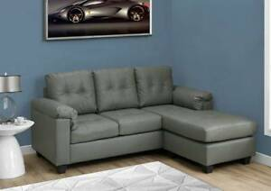 Brand new--Modern Sectional sofa$399--Four colours