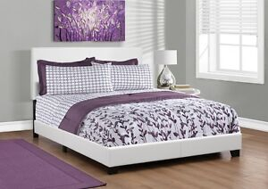 New Leather or wooden bed sets starting at $289.00