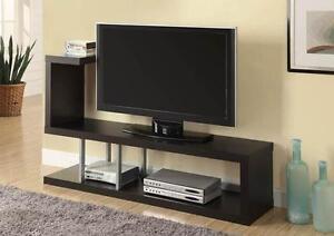 """$189 - CAPPUCCINO - 60""""L TV CONSOLE"""