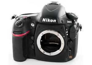 **In EXCELLENT condition Nikon D800 Body -priced to SELL QUICK**