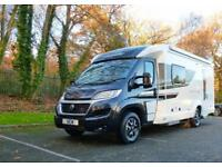 2018 SWIFT BESSACARR 542, CANOPY, CAMERA, SOLAR PANEL, MOTORHOME