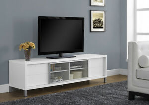 Brand New--MODERN TV STAND $329 Three color/Free delivery