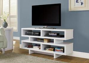 $199 - CONSOLE TV BLANC
