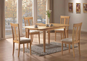 Table cuisine 6 chaises et rallonge Dinning room table 6 chairs