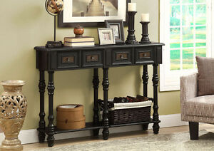 TABLE, CONSOLE,COMMODE