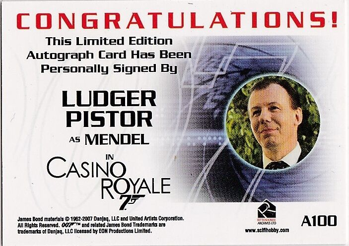 casino royale mendel