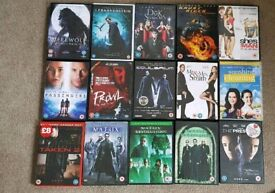 DVD and TV Boxset Bundle.