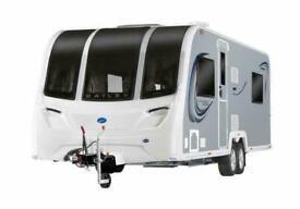 2021 Bailey Pegasus Grande Messina New Caravan
