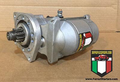 New! FERRARI 250 V12 MODERN Gear Reduction STARTER
