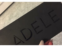 ADELE TICKETS FOR TOMORROW SEATED