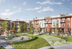 UPTOWNS AT HEARTLAKE FOR SALE! NEW TOWNS IN BRAMPTON!