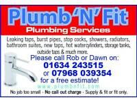 PlumbNFit Plumbing