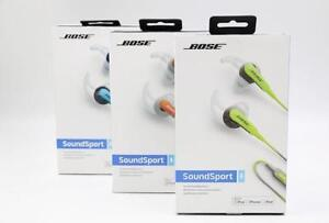 Bose  Sport Headphones Sealed Boxes All Colours