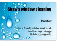 Do you need a friendly reliable window cleaner