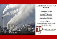 Air Pollution and Air Pollutants Sources and Control