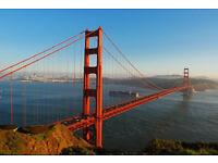 London Gatwick - SAN FRANCISCO (Oakland International) AMAZINGLY CHEAP !!
