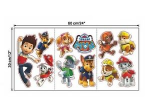 Kids Big Wall Stickers (4 Different Stickers To Choose) Cornwall Ontario image 4