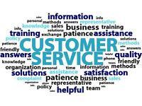 Customer Service Agent!