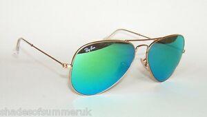 b9d98c07eb47a Ray Ban Aviator 112 19 Aviator Sunglasses Matte Gold 55 Mm ...