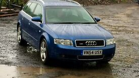 Audi A4 2.5 v6 tdi sline