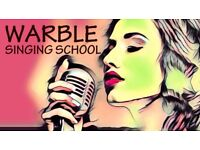 WARBLE SINGING SCHOOL