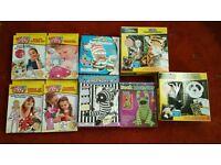 9 items clearance car boot sale toys