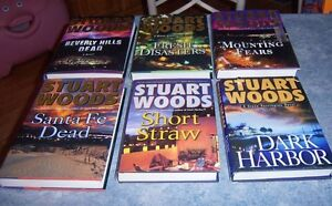 STUART WOODS - JAMES PATTERSON - PLUS LOTS MORE