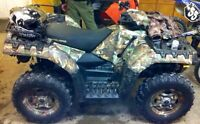 Polaris 850 eps ho browning edition for sale