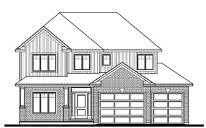 Lot 12 Balmoral Lane Thamesford, Beautiful Family Home