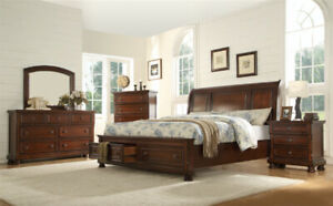 Highend bedroom sets fo very low price beter then boxing week!!!