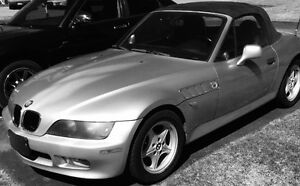 BMW Z3 convertible roadster